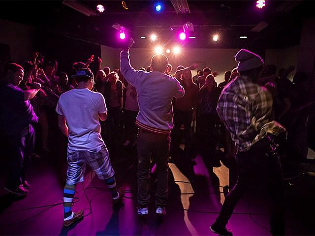 Hip Hop Academy Performance