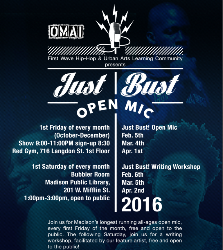 Just Bust Poster