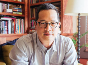 Jeff Chang Headshot