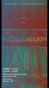 Kaleidoscopes/Collide of Scopes Poster