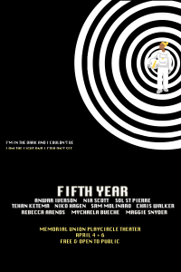 Fifth Year: A Collaboration Flyer 2